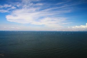 東京湾の写真素材 [FYI03401569]