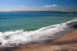 海岸線の写真素材 [FYI03401571]