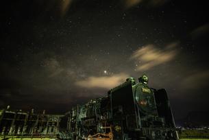 豊後森機関庫 日本 大分県 玖珠町の写真素材 [FYI03401603]
