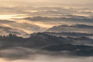 高尾山 日本 秋田県 秋田市の写真素材 [FYI03401745]