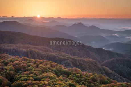 鳥海山 日本 山形県 遊佐町の写真素材 [FYI03401747]
