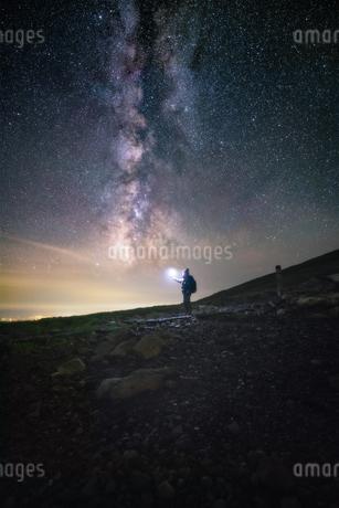 鳥海山 日本 山形県 遊佐町の写真素材 [FYI03401782]