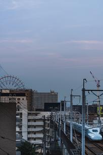鹿児島中央駅 日本 鹿児島県 鹿児島市の写真素材 [FYI03401801]