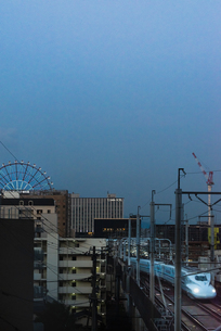 鹿児島中央駅 日本 鹿児島県 鹿児島市の写真素材 [FYI03401802]