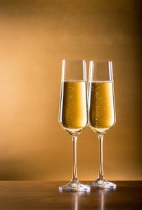 シャンパン、スパークリングワインの写真素材 [FYI03402060]