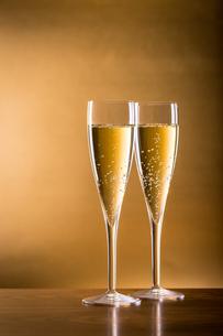 シャンパン、スパークリングワインの写真素材 [FYI03402061]