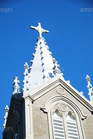 崎津教会の写真素材 [FYI03402093]