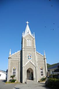 崎津教会の写真素材 [FYI03402095]