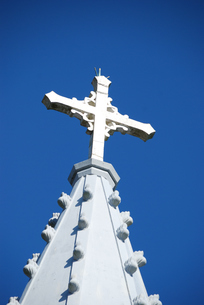 崎津教会の写真素材 [FYI03402096]