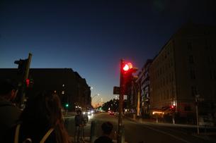 ドイツの夜景の写真素材 [FYI03402197]