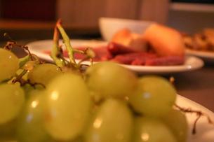 ドイツのディナーの写真素材 [FYI03402201]