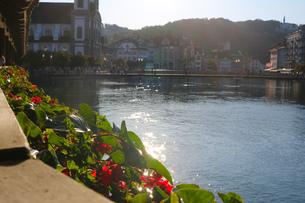 スイスの風景の写真素材 [FYI03402283]