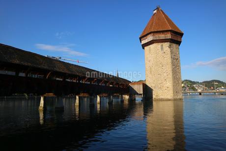 スイスの風景の写真素材 [FYI03402284]