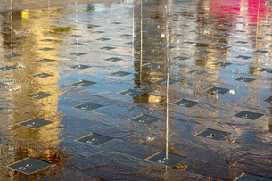噴水の写真素材 [FYI03402491]