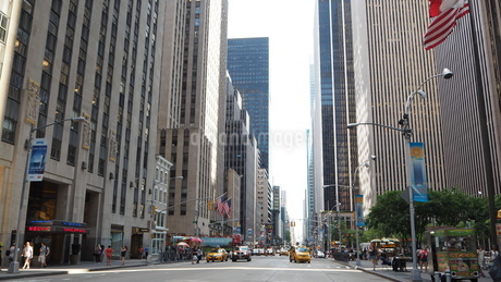 ニューヨークの写真素材 [FYI03402602]