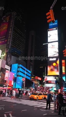 タイムズスクエアの写真素材 [FYI03402606]