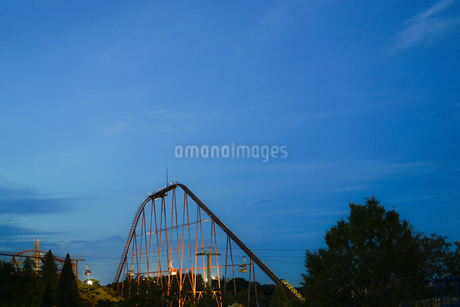遊園地のイメージの写真素材 [FYI03402636]