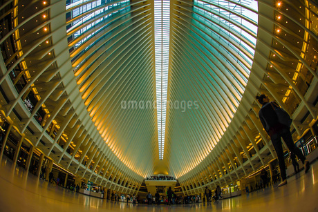 ウェストフィールド ワールドトレードセンター(Westfield World Trade Center)の写真素材 [FYI03402751]