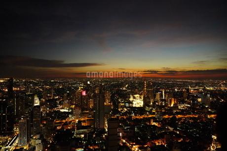 タイの夜景の写真素材 [FYI03403040]