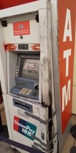 ハワイワイケレアウトレット ATMの写真素材 [FYI03403109]