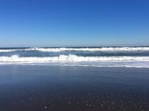 波の写真素材 [FYI03403152]