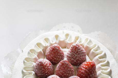 バースデーケーキの写真素材 [FYI03403170]