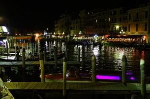 ヴェネチア・夜景の写真素材 [FYI03403268]