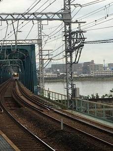 列車の写真素材 [FYI03403404]