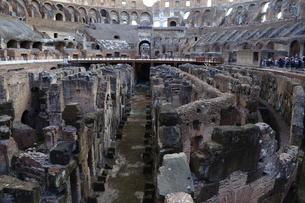 コロッセオの写真素材 [FYI03403431]