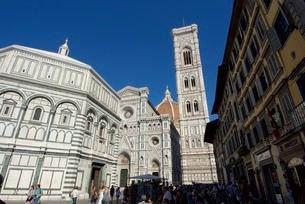 フィレンツェのドゥオーモの写真素材 [FYI03403899]