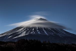 富士山 日本 山梨県 鳴沢村の写真素材 [FYI03404121]