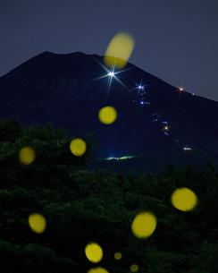 富士山 日本 静岡県 富士宮市の写真素材 [FYI03404166]
