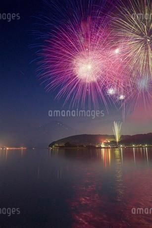 山中湖 日本 山梨県 山中湖村の写真素材 [FYI03404168]