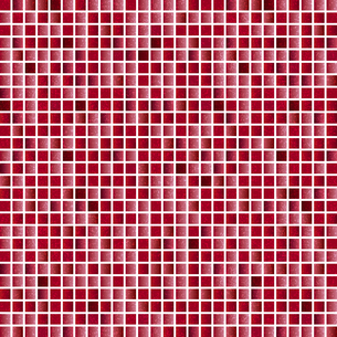 赤 モザイク 背景のイラスト素材 [FYI03405065]