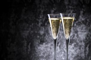 シャンパン~スパークリングワインの写真素材 [FYI03405212]