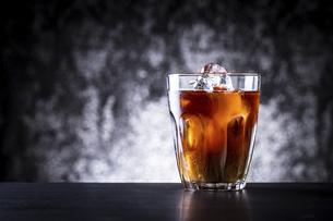 アイスコーヒーの写真素材 [FYI03405221]
