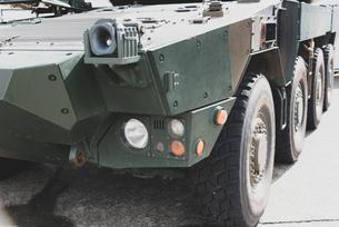 陸上自衛隊の機動戦闘車の写真素材 [FYI03405408]