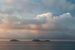 リオ・イパネマ海岸沖の写真素材 [FYI03405662]