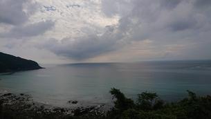 空と海の写真素材 [FYI03405914]