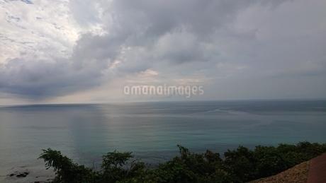 空と海の写真素材 [FYI03405916]