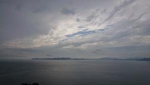 曇天の写真素材 [FYI03405919]