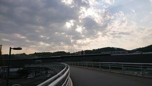 雲の写真素材 [FYI03405921]