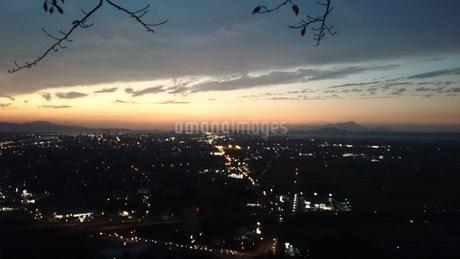 夕暮れの写真素材 [FYI03405922]