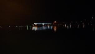 夜景の写真素材 [FYI03405926]
