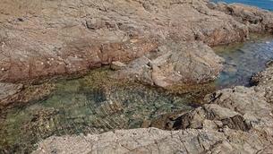 岩場の写真素材 [FYI03405931]