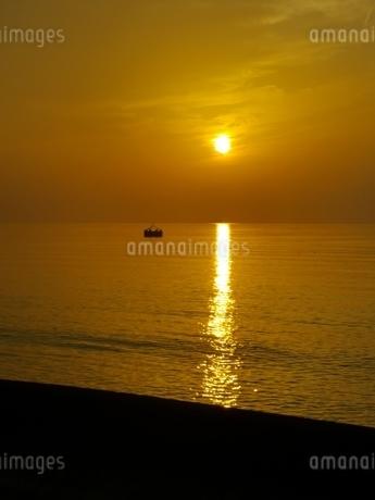 夕日の写真素材 [FYI03405939]