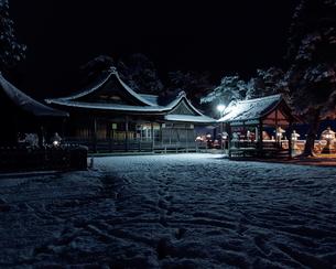 白鬚神社 日本 滋賀県 高島市の写真素材 [FYI03406264]