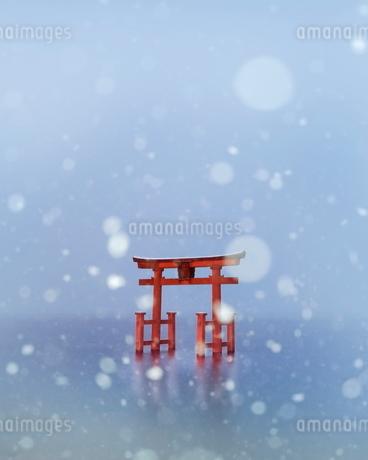 白鬚神社 の写真素材 [FYI03406273]