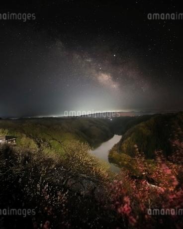 月ヶ瀬梅林 日本 奈良県 奈良市の写真素材 [FYI03406282]