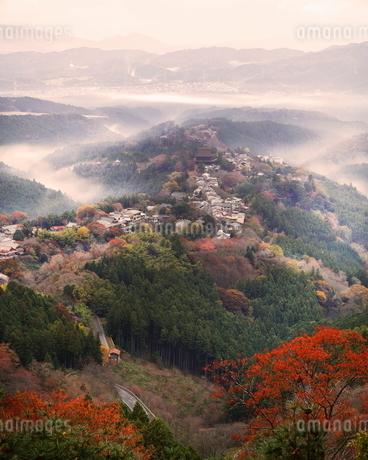 花矢倉展望台 日本 奈良県 吉野郡の写真素材 [FYI03406297]